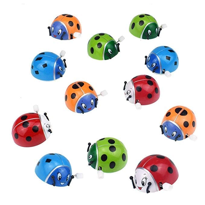 Wind Up Lady Bugs