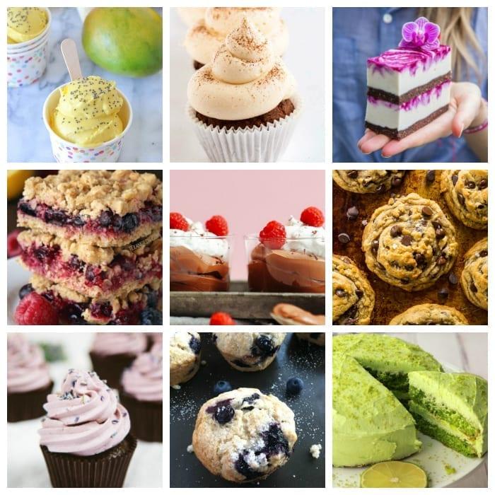Vegan Desserts #veganrecipes #vegandesserts #vegan #vegandessertrecipes