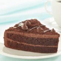 Chocolate Crazy Cake