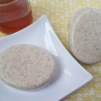 Oatmeal And Honey Soap For Sensitive Skin