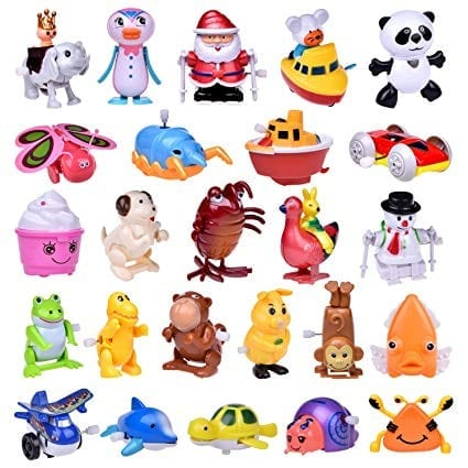 Wind Up Toys Assorted Animals