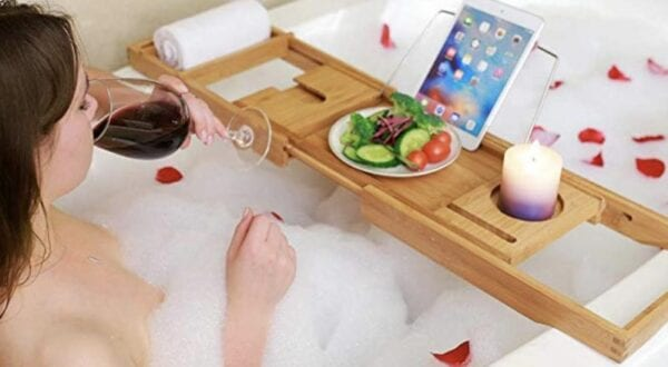 bathtub trays