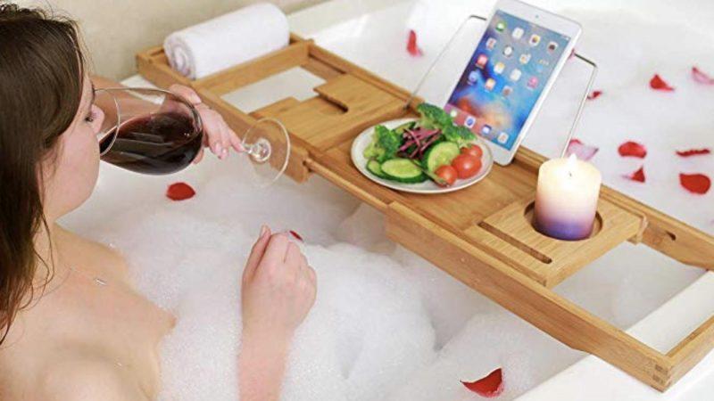 bathtub trays