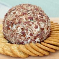 Bacon Blue Cheese Ball
