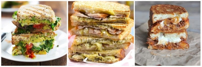 There's a reason I got a Panini machine (panini-maker?). Paninis are fantastic. And these are 20 Outrageously Yummy Paninis that Will Make Your Lunch Fabulous. #panini #paninisandwiches #howtomakeapanini