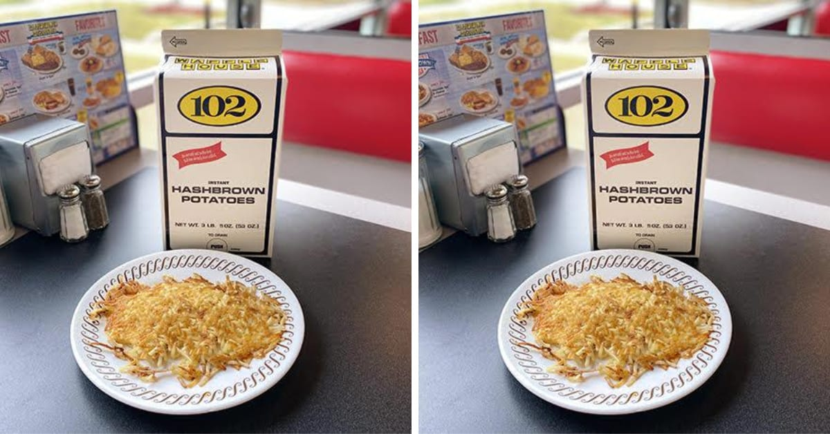 You Can Now Get Waffle House Hashbrowns Online and I'm So ...